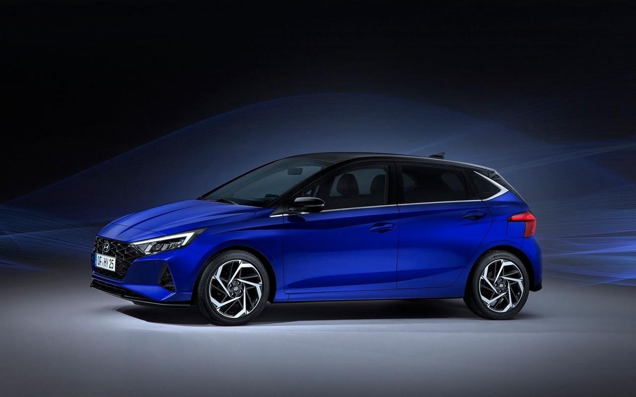 Prova della nuova Hyundai i20